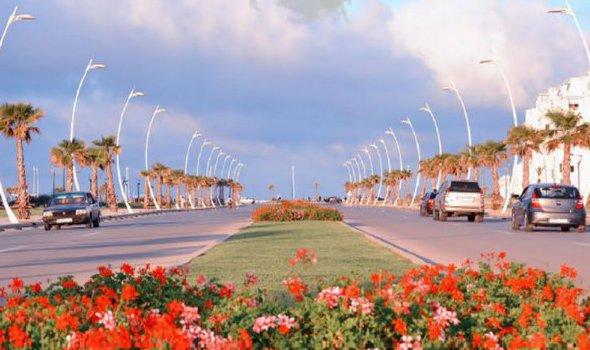 مليون شخص يزورون مدينة مرتيل شمال المغرب