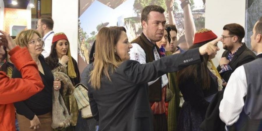 المغرب تشارك فى دورة المعرض الدولي للسياحة