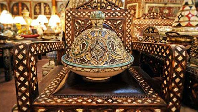 التراث المغربي