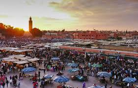 ازدياد عدد السياح بالمغرب فى الاونه الاخيرة