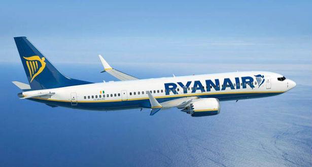 """شركة الطيران """"رايان إير"""" تعلن عن فتح خطوط جوية جديدة تربط مطارات مغربية بعدد من المدن الأوربية"""