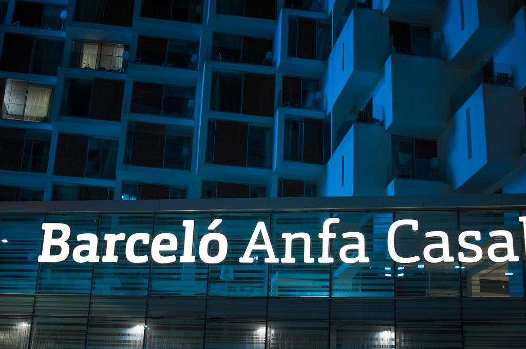 فندق Barcelo Anfa Casablanca