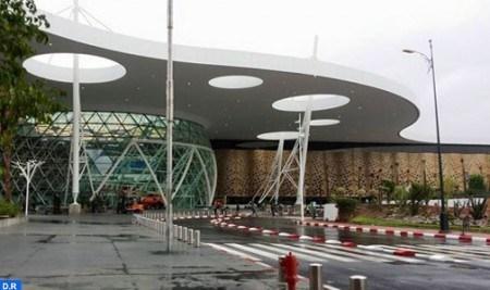 لمحطة الجوية الجديدة بمطار مراكش المنارة ستساهم في تعزيز وجهة مراكش السياحية
