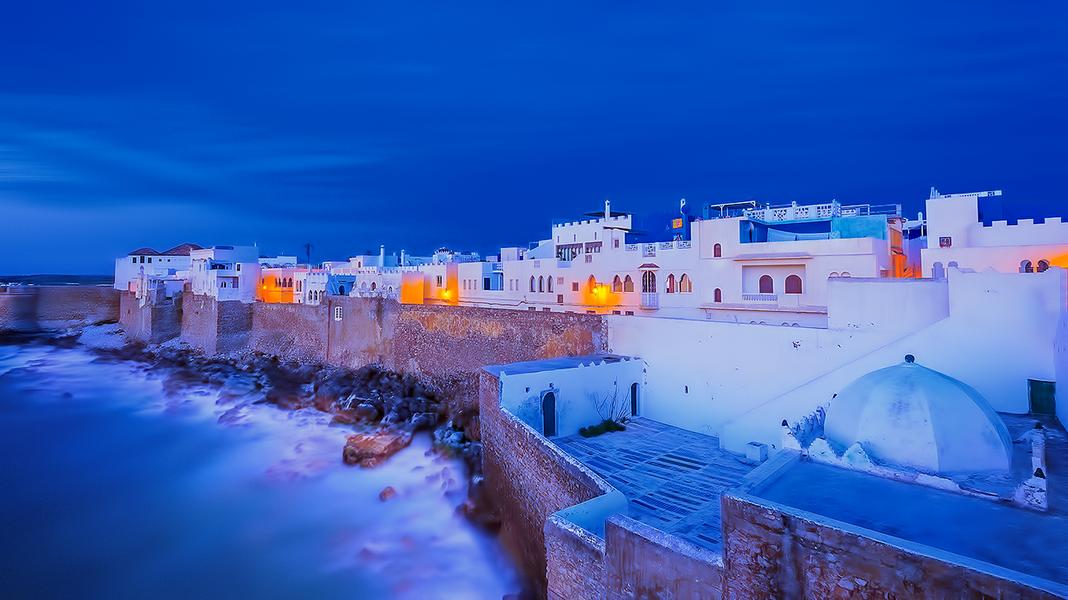 مدينه اصيله المغربيه