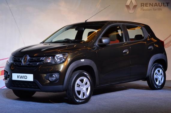 """شركة """"رونو"""" الفرنسية تعتزم تسويق سيارتها """"كويد – Kwid"""" بالمغرب"""