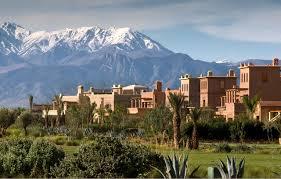 مراكش افضل وجهه سياحيه فى المغرب